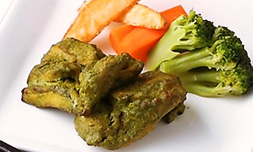 ハリヤリチキンティッカ Hariyari Chicken Tikka