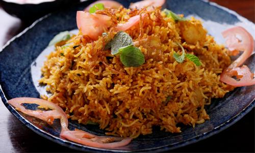 ビリヤニ Biryani (Basmati Rice)