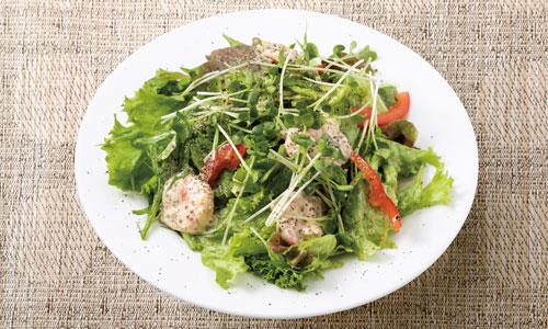 ガネーシャダイニングサラダ Ganesha Dining Salad